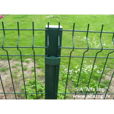 Stabs 60x40x2600 mm (bez...